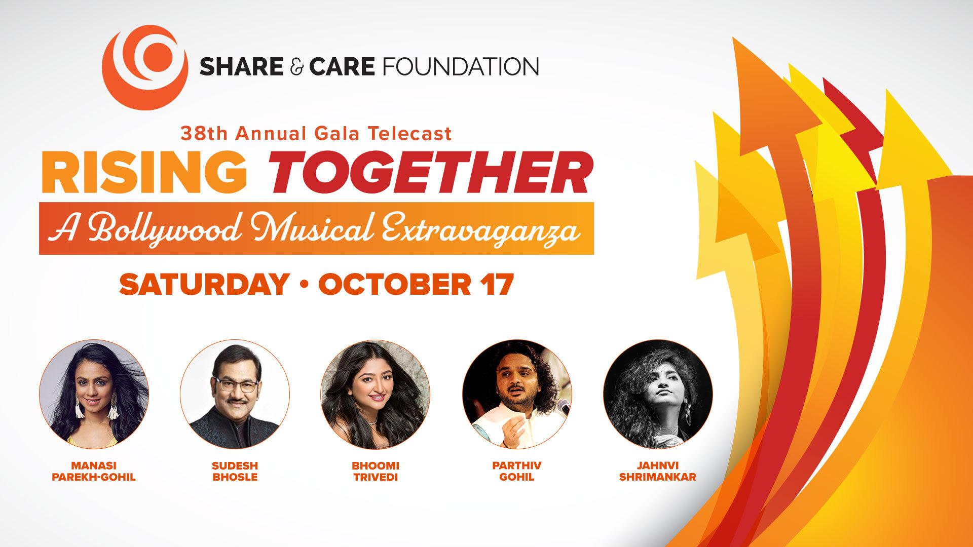Rising Together: A Bollywood Musical Extravaganza